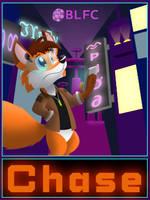 BLFC 2021 Badge (Cyberpunk Theme/Low Res)