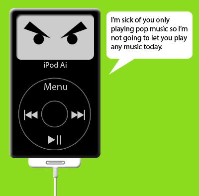 iPod Ai by bluefire4000