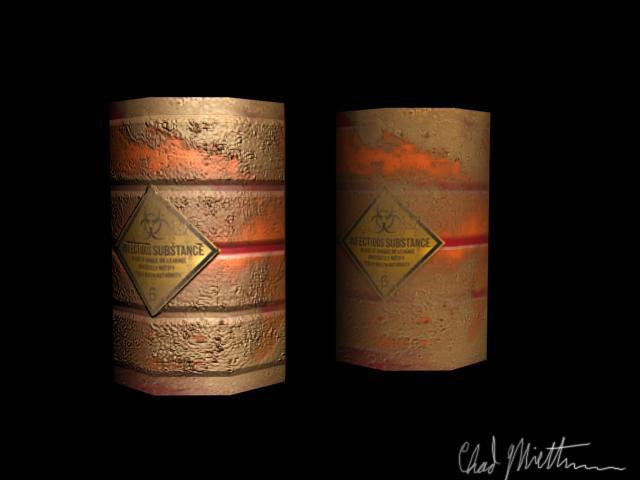 Bump Barrel by bluefire4000