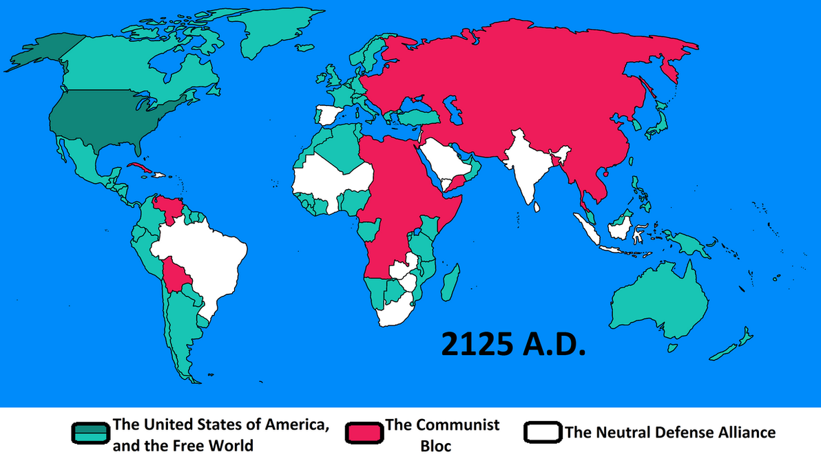 The long cold war american view by goliath maps on deviantart the long cold war american view by goliath maps gumiabroncs Gallery