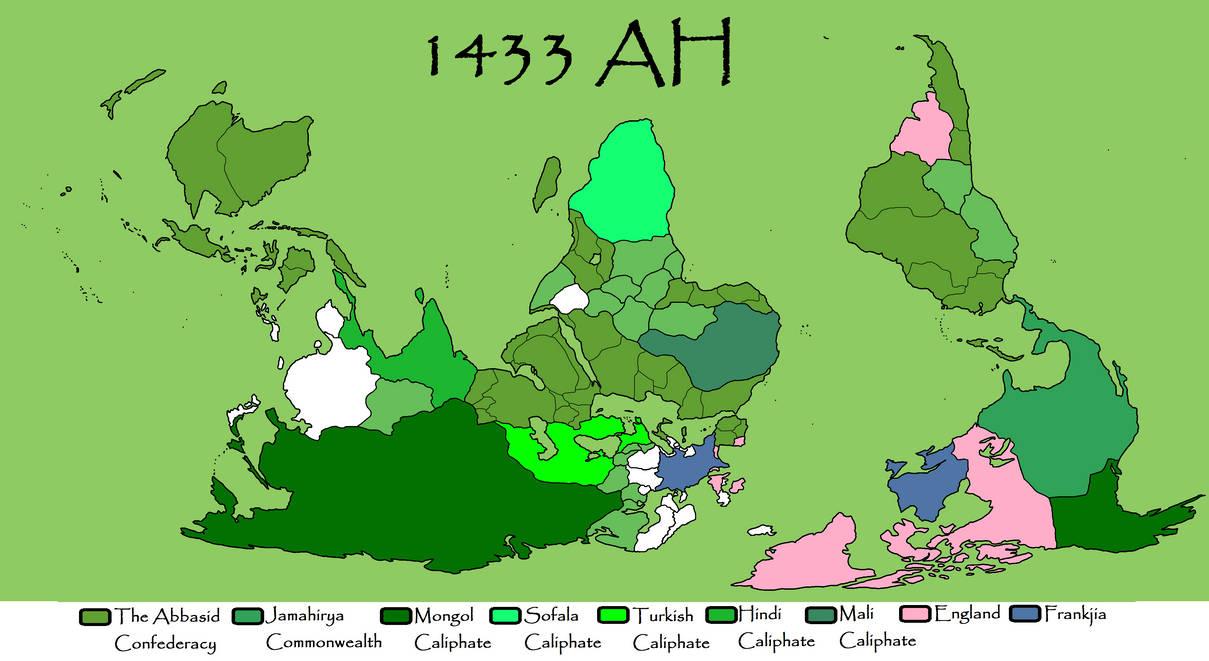 Arabian Nights by Goliath-Maps on DeviantArt on