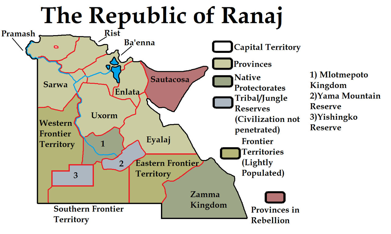 Project World:Ranaj by Goliath-Maps on DeviantArt on