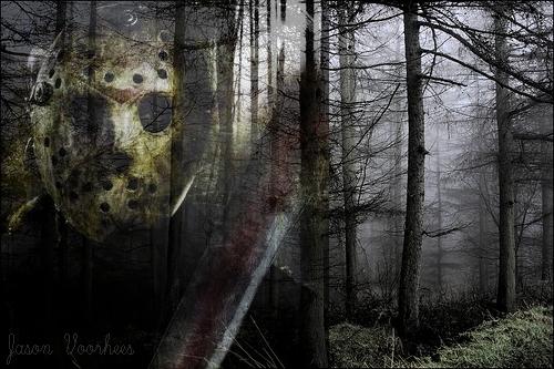 Friday 13th Jason Wallpaper by KirstyyKiryuu on DeviantArt