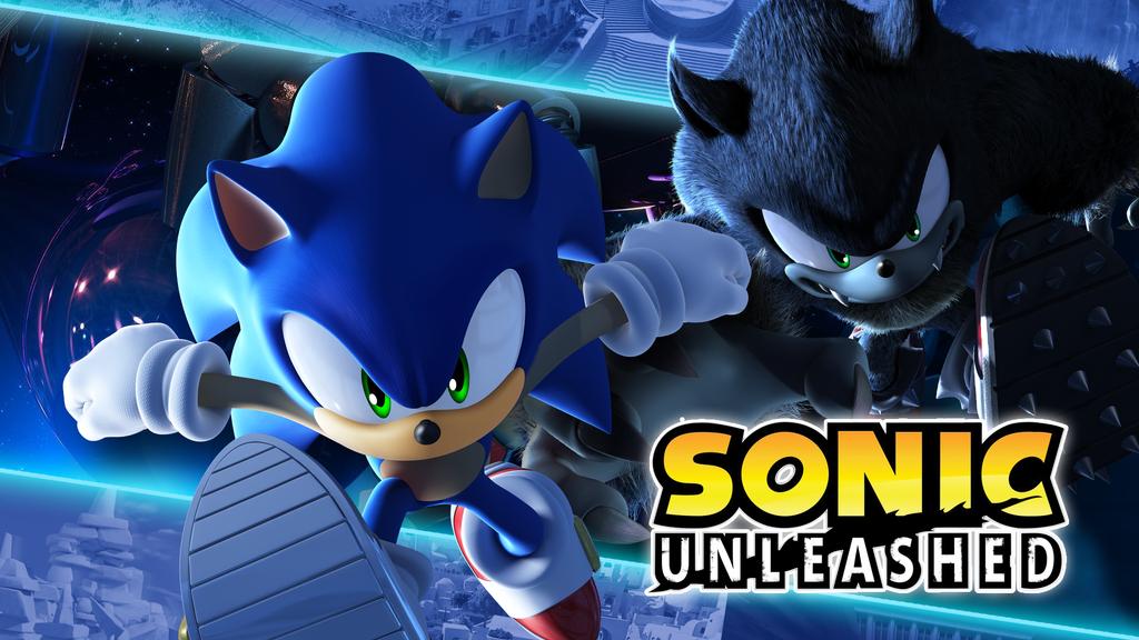 Sonic Unleashed Fan Wallpaper