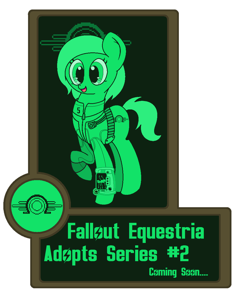Fallout Equestria Adopts Series #2 by Mattmankoga
