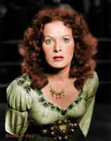 Maureen O'Hara - Colorized by NorthOne