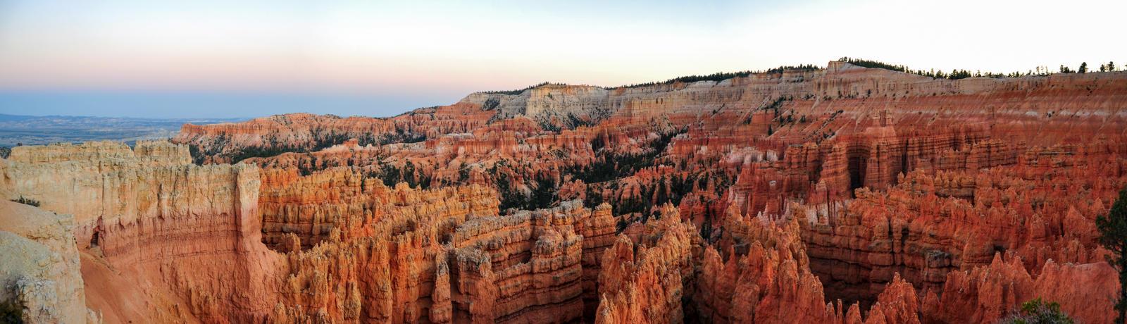 Bryce Canyon Panorama by NorthOne