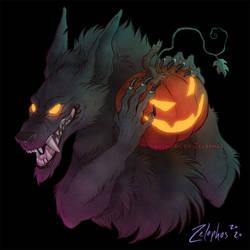 Dis MY pumpkin