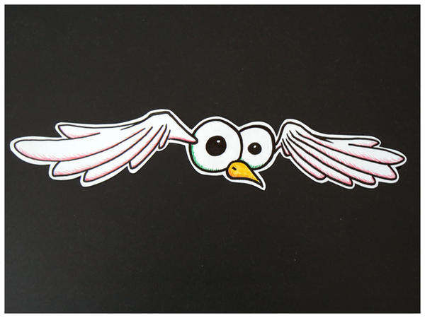 Bird by javick