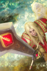 Kayle Cosplay - League of Legends by AnnaPerci