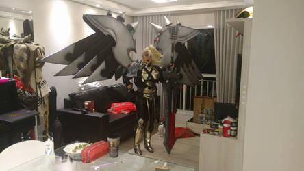 Pentakill Kayle Cosplay! by AnnaPerci