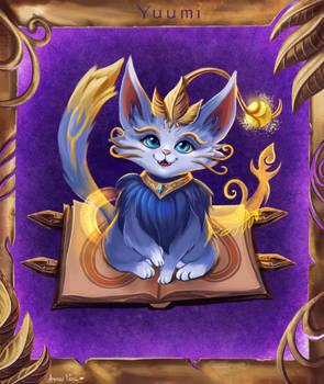 Yummi, the magic Cat!