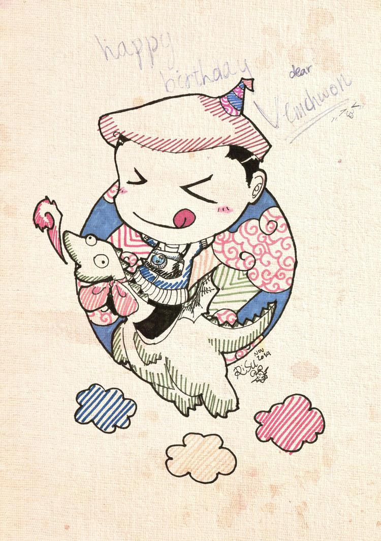 Otanjoubi Omedetou Vemchwonn~ by YukiGico