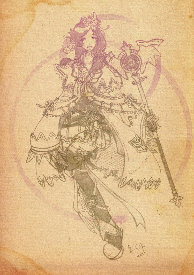 The Elemental Master by YukiGico