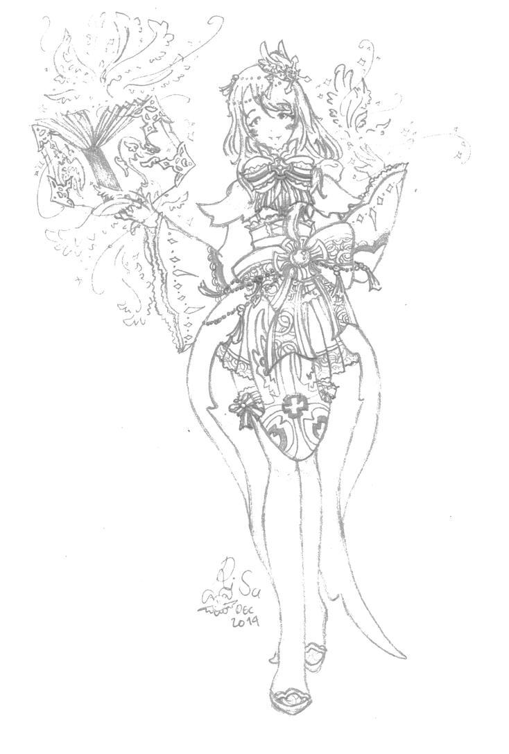 RPG class Me~ by YukiGico