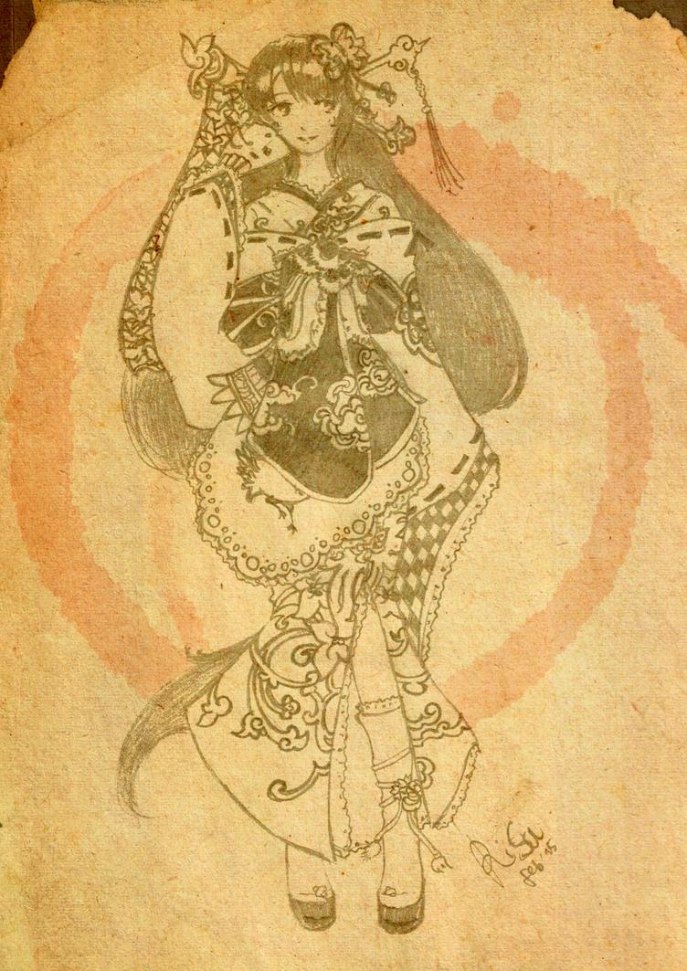 Saniwa Risu by YukiGico
