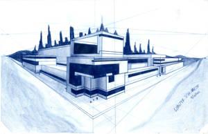 2 Point Random Architecture Design Basic Design 1 by ValeriusMaximus