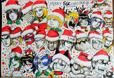 Merry FGC Christmas!!! by Beuzer0