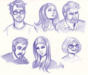Sketchgroup faces