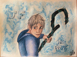 Jack Frost by Tremotino