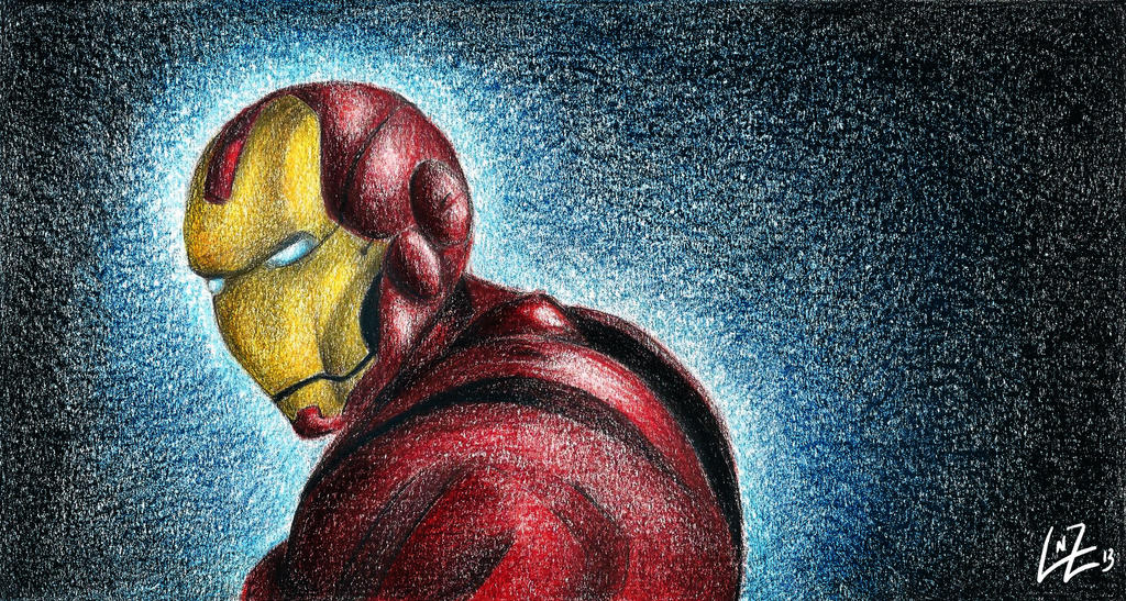 Ironman by Tremotino