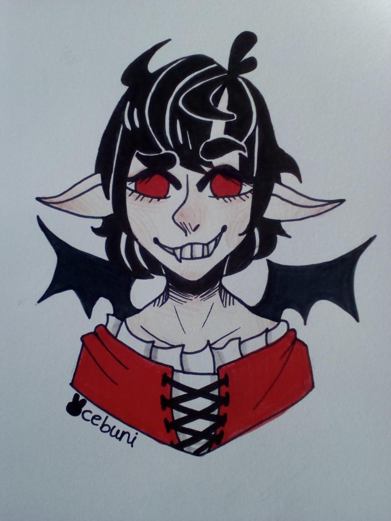 Vampire by cebuni