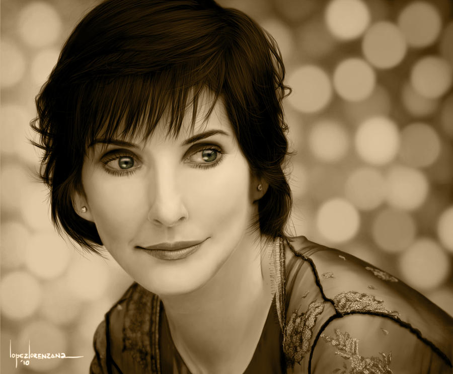 ENYA - HyperReal with GIMP by LopezLorenzana