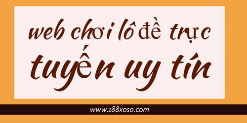 Web Chi L  Trc Tuyn Uy Tn