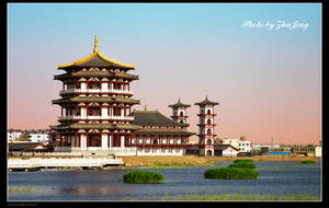 Mosque by ZhuJing