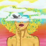 Head in the Clouds: Crane
