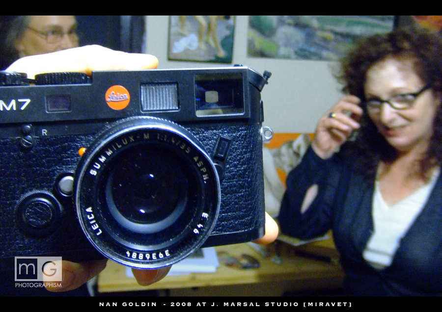 analysis of nan goldins photography There is no way i can conceive of an analysis as somehow separate from these facts of my figuring documentary in the photography of nan goldin.