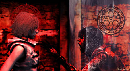 Silent Hill 3 - It Lives In The Mirror...