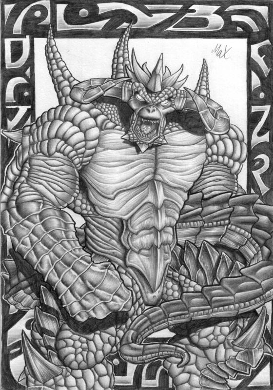 Diablo by Jehuty01