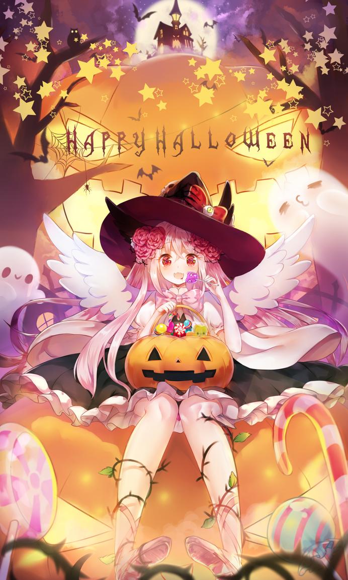 Halloween 2k16 by dmarichanb
