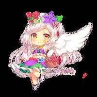Angel by dmarichanb