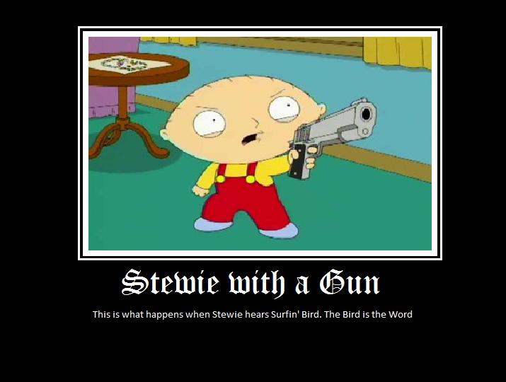 Gangsta Stewie With A Gun Stewie With A Gun By Souleaterragnorok On Deviantart stewie with a gun by souleaterragnorok