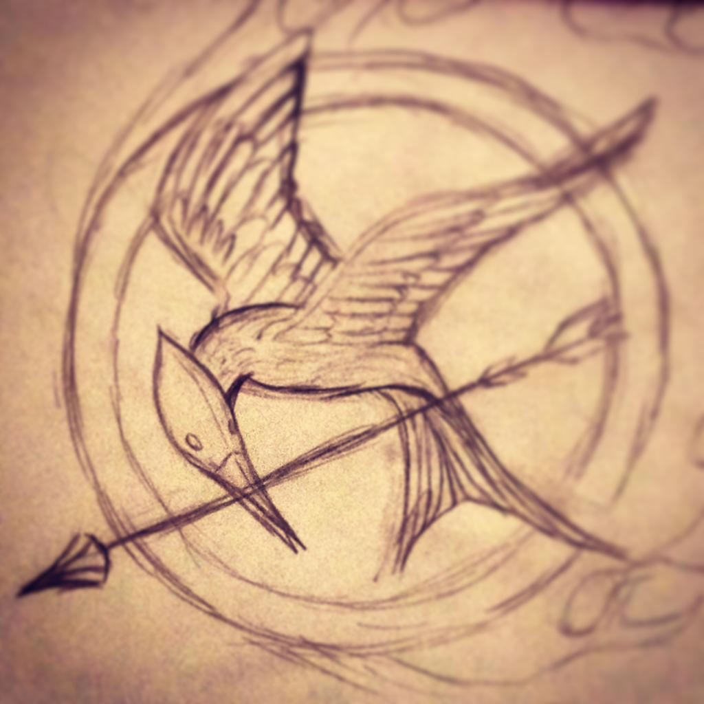 how to make a mockingjay pin in minecraft