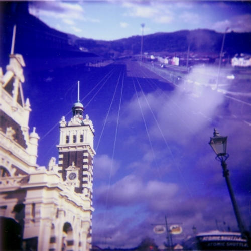 dunedin train station by PukeChrist