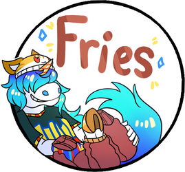 Fries - Pagedoll by Shiny-s-Universe