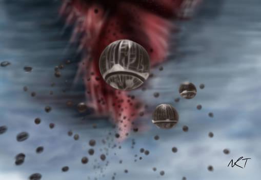 Toclafane Invasion