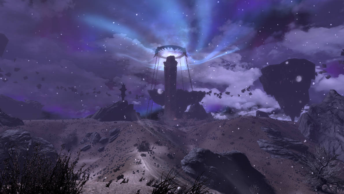 Skyrim The Gray Cowl Of Nocturnal Coldharbour By Miraak29 On