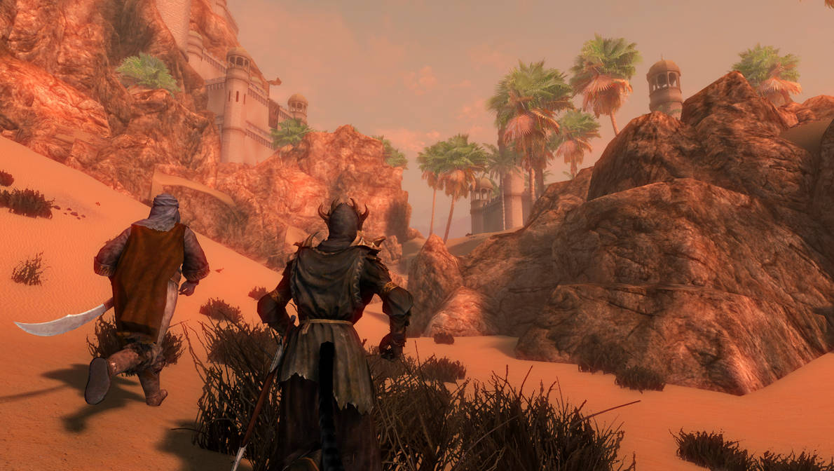 Skyrim The Gray Cowl Of Nocturnal The Desert By Miraak29 On Deviantart