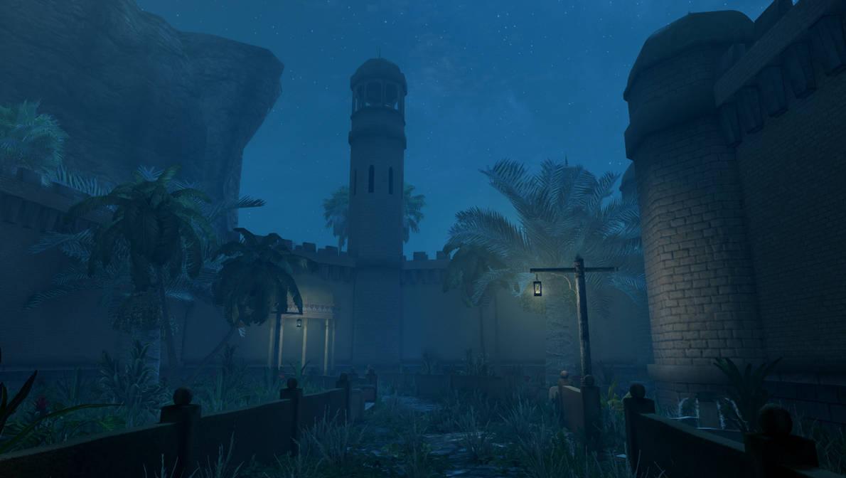 Skyrim The Gray Cowl Of Nocturnal Ben Erai Night By Miraak29 On