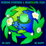 Wishing Everyone A Beautiful Year! by wotawota