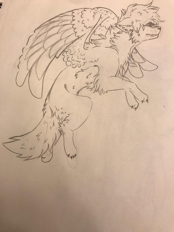 Fly Away by shizukadraws14