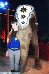 tsemalon + elephant