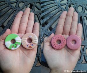 Aluna Kalino Donut Print