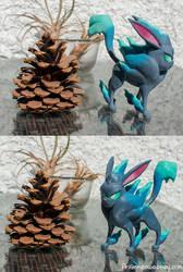 Ghost Eevee : Fake Evolution 3D Print V1