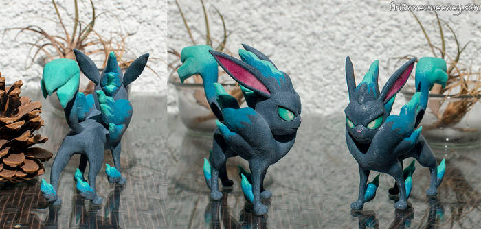 Ghost Eevee : Fake Evolution 3D Print V2