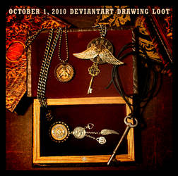 October Deviant Drawing Loot